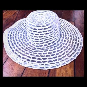 Vintage Hippy 60's Sun Hat.